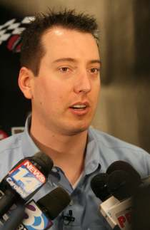 Kyle Busch - Photo Credit: Harold Hinson Photography (HHP)
