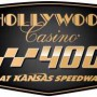 Hollywood Casino 400 at Kansas Speedway Logo