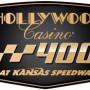 Hollywood Casino 400 at Kansas Speedway Logo