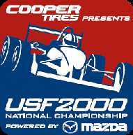 Cooper Tires presents USF2000 National Championship Powered by Mazda