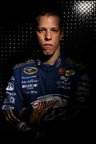 2012 NASCAR Brad Keselowski portrait - Photo Credit: Jamie Squire/Getty Images