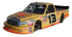 No. 13 Hot Honeys / Curb Records Toyota Tundra