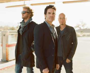 Three-time Grammy-winning group Train