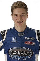 2012 IICS Josef Newgarden - Photo Courtesy of INDYCAR/LAT USA