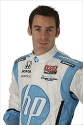2012 IICS Simon Pagenaud - Photo Courtesy of INDYCAR/LAT USA