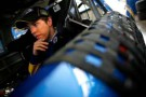 2012 NSCS Brad Keselowski in Car - Photo Credit: Tom Pennington/Getty Images