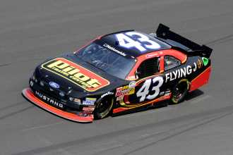 No. 43 Pilot Flying J Ford Mustang (Michael Annett) - Photo Credit: Matthew Stockman / Getty Images for NASCAR