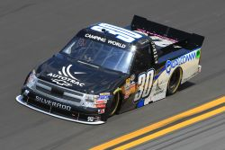 No. 30 Qualcomm / Autotrac Chevrolet Silverado (Photo Credit: Getty Images for NASCAR)