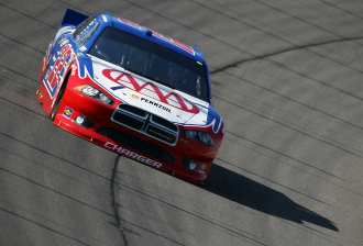 2012 NSCS No. 22 AAA Dodge Charger R/T (driver AJ Allmendinger) - Photo Credit: Jamie Squire/Getty Images