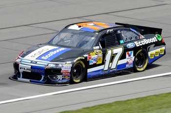 2012 NSCS 17 car (Ford EcoBoost) - Photo Credit: Getty Images