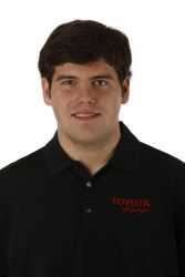 John Wes Townley (Photo Credit: Toyota Motorsports Media)