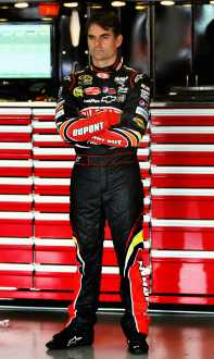 2012 NSCS Jeff Gordon - Photo Credit: Jerry Markland/Getty Images for NASCAR