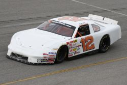 No. 12 Garrett Campbell Racing Chevrolet Impala