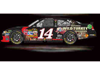 2012 NSCS No. 14 Bass Pro Shops/National Wild Turkey Federation Chevrolet Impala SS