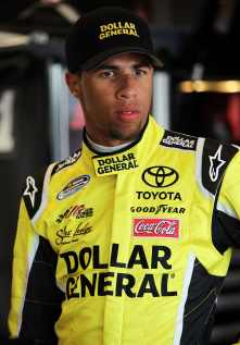 2012 NNS Darrell Wallace Jr - Photo Credit: Jamie Squire/Getty Images for NASCAR
