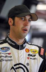 Sam Hornish Jr - Photo Credit: Rainier Ehrhardt / Getty Images for NASCAR