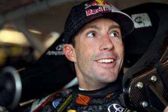 Travis Pastrana - Photo Credit: Jamie Squire / Getty Images for NASCAR