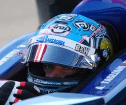 Alex Tagliani in No 98 Team Barracuda - BHA IndyCar