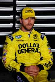 Brian Scott - Photo Credit: Patrick McDermott/Getty Images for NASCAR