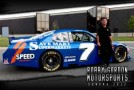 No. 7 MAPEI / SPEED Energy Dodge Charger. - Robby Gordon Motorsports