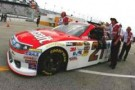No 21 Motorcraft Quick Lane Ford with Crew Chief Donnie Wingo and Crew