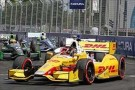 Ryan Hunter-Reay on track at Toronto - Photo Credit: INDYCAR/LAT USA