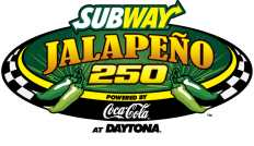 Subway Jalapeno 250 powered by Coca-Cola