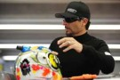 2012 Alex Tagliani in garage - Photo Credit: Robert Laberge/Getty Images