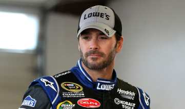 Jimmie Johnson - Photo Credit: Jerry Markland, Getty Images for NASCAR