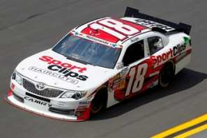 No 18 SportClips Toyota Camry - Photo Credit: Getty Images for NASCAR
