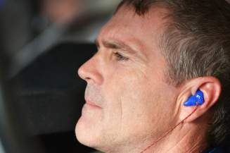 Bobby Labonte In Car - Photo Credit:  Drew Hallowell/Getty Images