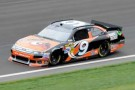 2012 NSCS No. 9 Black &amp; Decker Ford Fusion and Driver Marcos Ambrose on Track - Photo Credit: John Harrelson/Getty Images