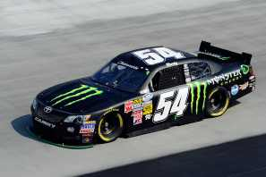 Kyle Bush (NNS No 54 Monster) - Photo Credit: John Harrelson/Getty Images