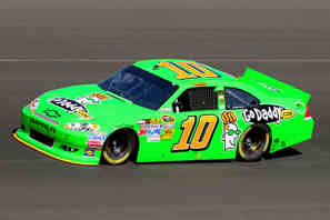 No 10 GoDaddy.com Chevy - Photo Credit: John Harrelson/Getty Images