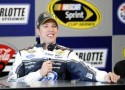Brad Keselowski, driver of the #2 Miller Lite Ford, speaks with the media during testing at Charlotte Motor Speedway on December 11, 2012 in Concord, North Carolina. - Photo Credit: Jared C. Tilton/Getty Images North America