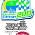 North Carolina Education Lottery 200 at The Rock Presented by Cheerwine