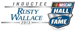 Rusty Wallace 2013 NHoF Inductee
