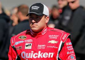 Ryan Newman (Quicken Loans) - Photo Credit: Sam Greenwood/Getty Images