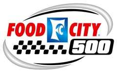 Food City 500 Logo