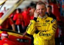 Jeff Burton (Cheerios) in Garage - Photo Credit: Jared Wickerham/Getty Images