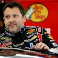 2013 NSCS Tony Stewart (Mobil 1) in Garage - Photo Credit: Todd Warshaw/Getty Images
