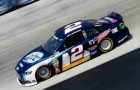 Brad Keselowski in the No. 2 Miller Lite Ford Fusion on Track - Photo Credit: Kevin C. Cox/Getty Images
