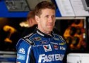 2013 NSCS Driver Carl Edwards (Fastenal) in the garage area - Photo Credit: hris Graythen/Getty Images