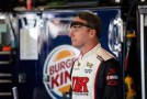 2013 NSCS Driver Dave Blaney in Garage Area - Photo Credit: Chris Graythen/Getty Images