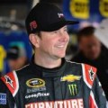 2013 NSCS Kurt Busch in garage - Photo Credit: John Harrelson/Getty Images