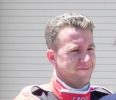 2013 IICS Driver AJ Allmendinger - Photo Credit: Paul Powell/Catchfence
