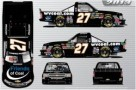 No. 27 West Virginia Coal Association / Friends of Coal Chevrolet Silverado