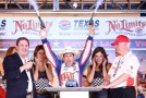 Helio Castroneves of Brazil, driver of the #3 AAA Insurance Team Penske Chevrolet, celebrates in Victory Lane after winning the IZOD IndyCar Series Firestone 550 at Texas Motor Speedway on June 8, 2013 in Fort Worth, Texas. - Photo Credit: Chris Graythen/Getty Images