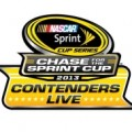 2013 NASCAR Sprint Cup Series Chase for the Spint Cup Contenders Live Logo