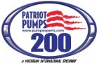 Patriot Pumps 200 Logo